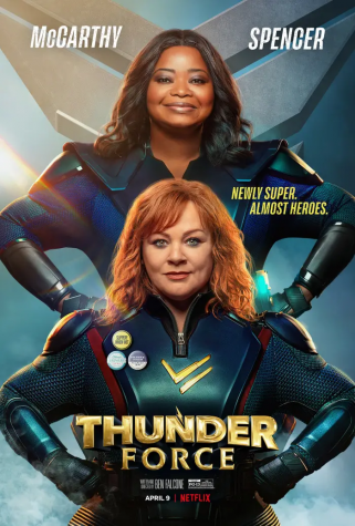 """""""Thunder Force"""" Movie Review"""